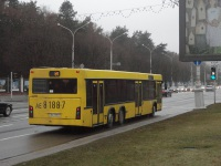 Минск. МАЗ-107.466 AE8188-7