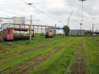 Хабаровск. Веер трамвайного депо № 1