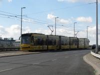 Будапешт. Siemens Combino Supra NF12B №2039