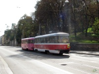 Брно. Tatra T3 №1544, Tatra T3 №1557