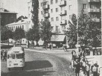Брест. Автобус ПАЗ-672