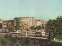 Брест. Автобусы ЛАЗ-695 и ПАЗ-672