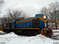 Москва. ТЭМ2-6508