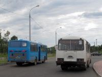 Комсомольск-на-Амуре. Daewoo BS106 а634ое, ПАЗ-3205 к552ук