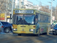 Липецк. Mercedes O405 ае230