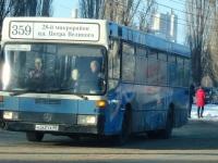 Липецк. Mercedes O405N м263тх