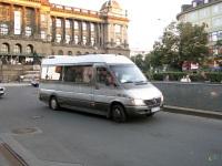 Прага. Mercedes Sprinter 6A6 0300