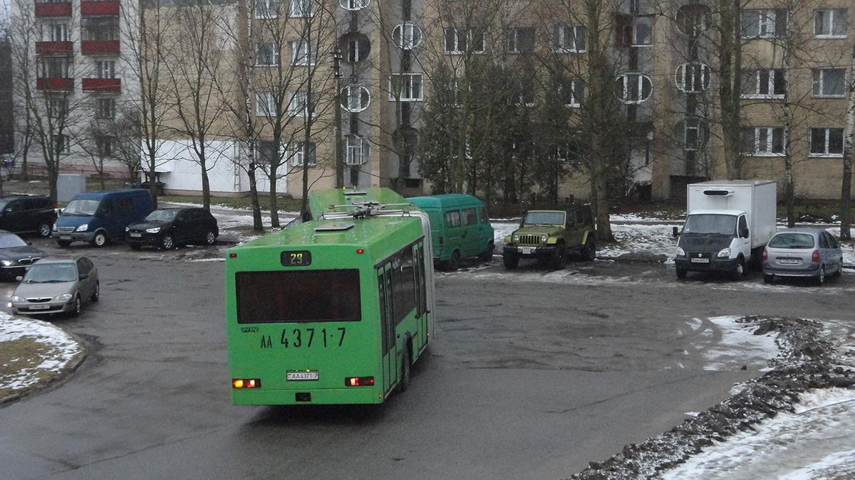 Минск. МАЗ-105.065 AA4371-7