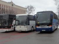 Минск. EOS 100 AE1972-6, Setra AH7775-5, Van Hool T8 Alizée AE8525-4