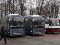 Минск. Setra S215HD AA2200-5, МАЗ-251.062 AI4040-5, МАЗ-251.050 AB3633-5