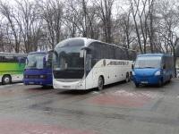Минск. Irisbus Magelys HDH AM9211-5, Setra AB3200-5, Неман-420224 AI2825-4