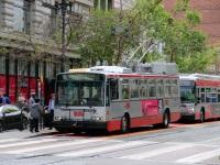 Сан-Франциско. Škoda 14Tr №5425
