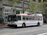 Сан-Франциско. Škoda 14Tr №5541