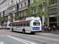 Сан-Франциско. Škoda 14Tr №5447