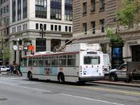 Сан-Франциско. Škoda 14Tr №5587