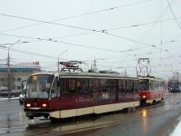 Тула. 71-407 №8, Tatra T6B5 (Tatra T3M) №14
