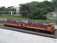Смоленск. ЧС4т-389, ЧС4т-388