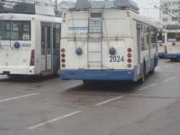 МТрЗ-5279 №2024, ТролЗа-6206 №2660