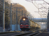 Санкт-Петербург. ВЛ10-1801