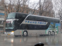 Волгодонск. Setra S431DT сн848