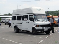 Кишинев. Mercedes-Benz T1 TL AE 428
