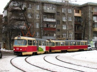 Харьков. Tatra T3SU №681, Tatra T3SU №682