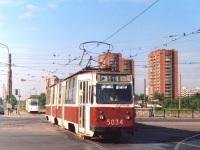 Санкт-Петербург. ЛВС-86Т №5034