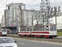 Санкт-Петербург. ЛВС-86К №5043, ЛМ-68М №5446