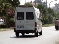 Анталья. Volkswagen LT35 07 JK 917