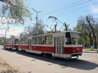 Самара. Tatra T6B5 (Tatra T3M) №1011