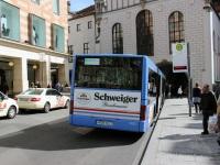 Мюнхен. MAN NG263 M-VB 5022