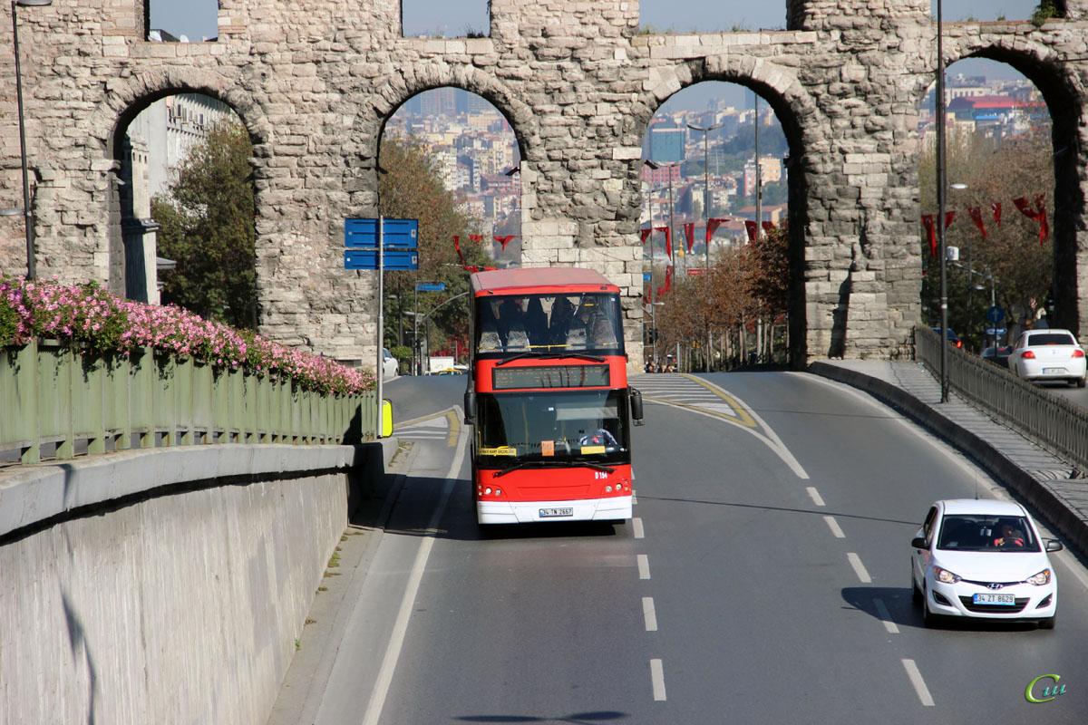Стамбул. Magyar Járműtechnikai MJT D02 34 TN 2667