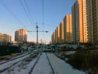 Саратов. Трамвайные пути 11-ого маршрута
