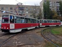 Саратов. 71-605А (КТМ-5А) №1322, 71-605А (КТМ-5А) №1323