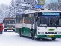 Комсомольск-на-Амуре. Daewoo BS106 ка237, ПАЗ-3205 ка340