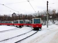 Саратов. 71-605 (КТМ-5) №1206, 71-605А (КТМ-5А) №1316