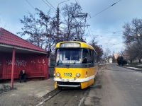 Николаев. Tatra T3M.05 №1112