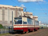 Санкт-Петербург. ЛВС-86К №7079