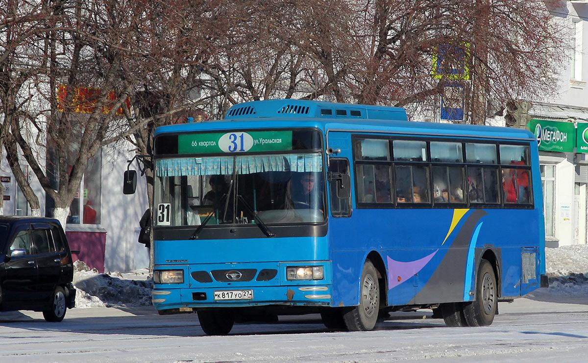 Комсомольск-на-Амуре. Daewoo BS106 к817уо