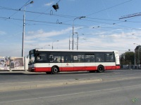 Прага. Renault Agora S/Karosa Citybus 12M AKA 25-56