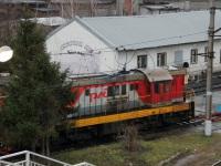 Москва. ЧМЭ3-3203