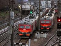 Москва. ЭР2Т-7188, ЭР2Т-7201