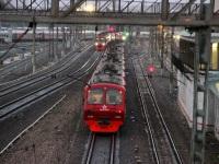 Москва. ЭД4М-0255