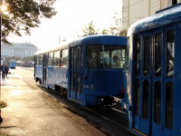 Загреб. Tatra B4YU №819