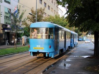 Загреб. Tatra T4YU №465, Tatra B4YU №819