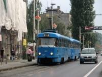 Загреб. Tatra T4YU №401