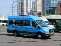 Москва. Sollers Bus (Ford Transit FBD) ху731