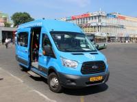 Москва. Sollers Bus (Ford Transit FBD) уе092
