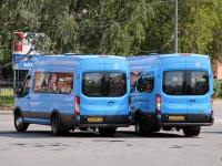 Москва. Sollers Bus (Ford Transit FBD) уе092, Sollers Bus (Ford Transit FBD) ху731