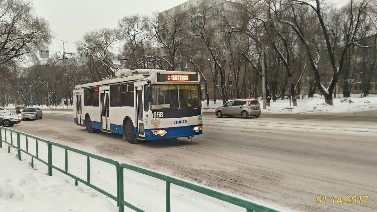 Новокузнецк. ЗиУ-682Г-016.04 (ЗиУ-682Г0М) №068